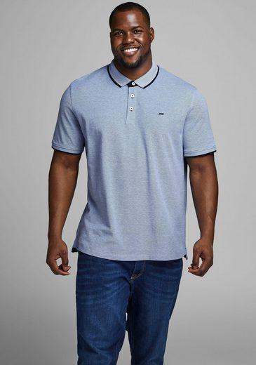 Jack & Jones Poloshirt »Paulus Polo« bis Größe 6XL