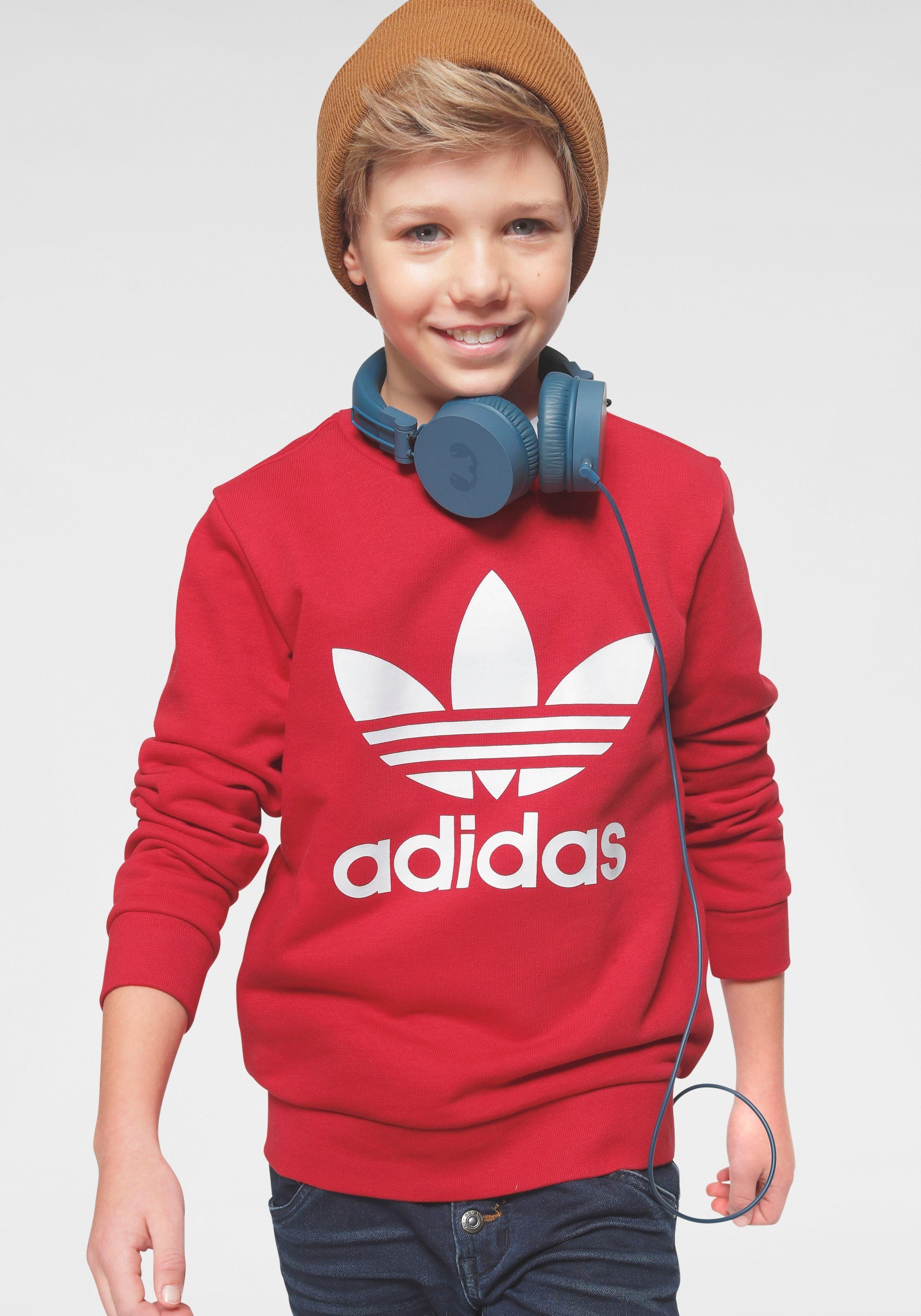 adidas Originals Sweatshirt »TREFOIL CREW« kaufen | OTTO