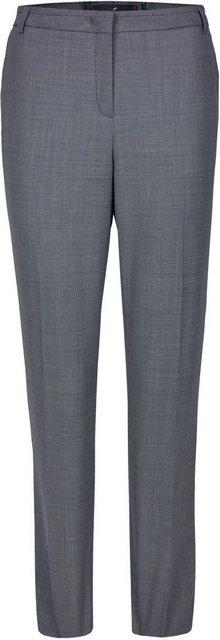 Hosen - Daniel Hechter Anzughose mit Wollanteil in wertiger Verarbeitung › blau  - Onlineshop OTTO