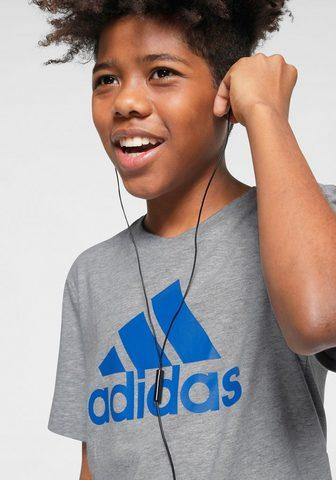 ADIDAS PERFORMANCE Marškinėliai »YOUNG BOYS MUST HAVE BOS...