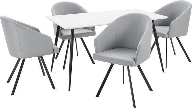 Essgruppen - Essgruppe, mit 4 Stühle  - Onlineshop OTTO
