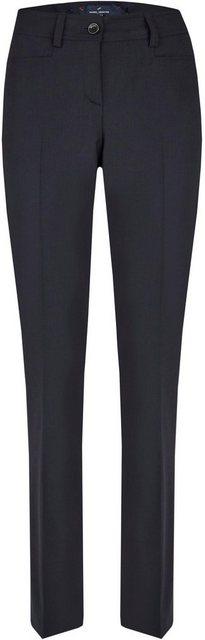 Hosen - Daniel Hechter Anzughose mit Schurwolle › blau  - Onlineshop OTTO