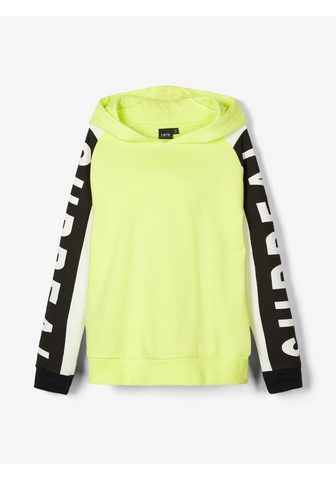 NAME IT Neonfarbiges кофта спортивного стиля