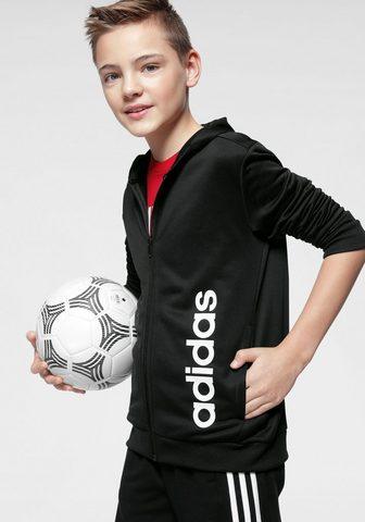 ADIDAS Megztinis su gobtuvu »YOUTH BOY 3 STRI...