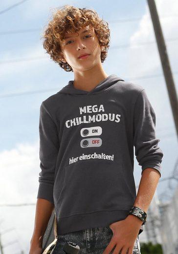 Arizona Langarmshirt »Interlockshirt«