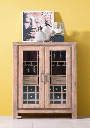Gutmann Factory Barschrank »Tunis« mit viel Platz für Flaschen und Gläser