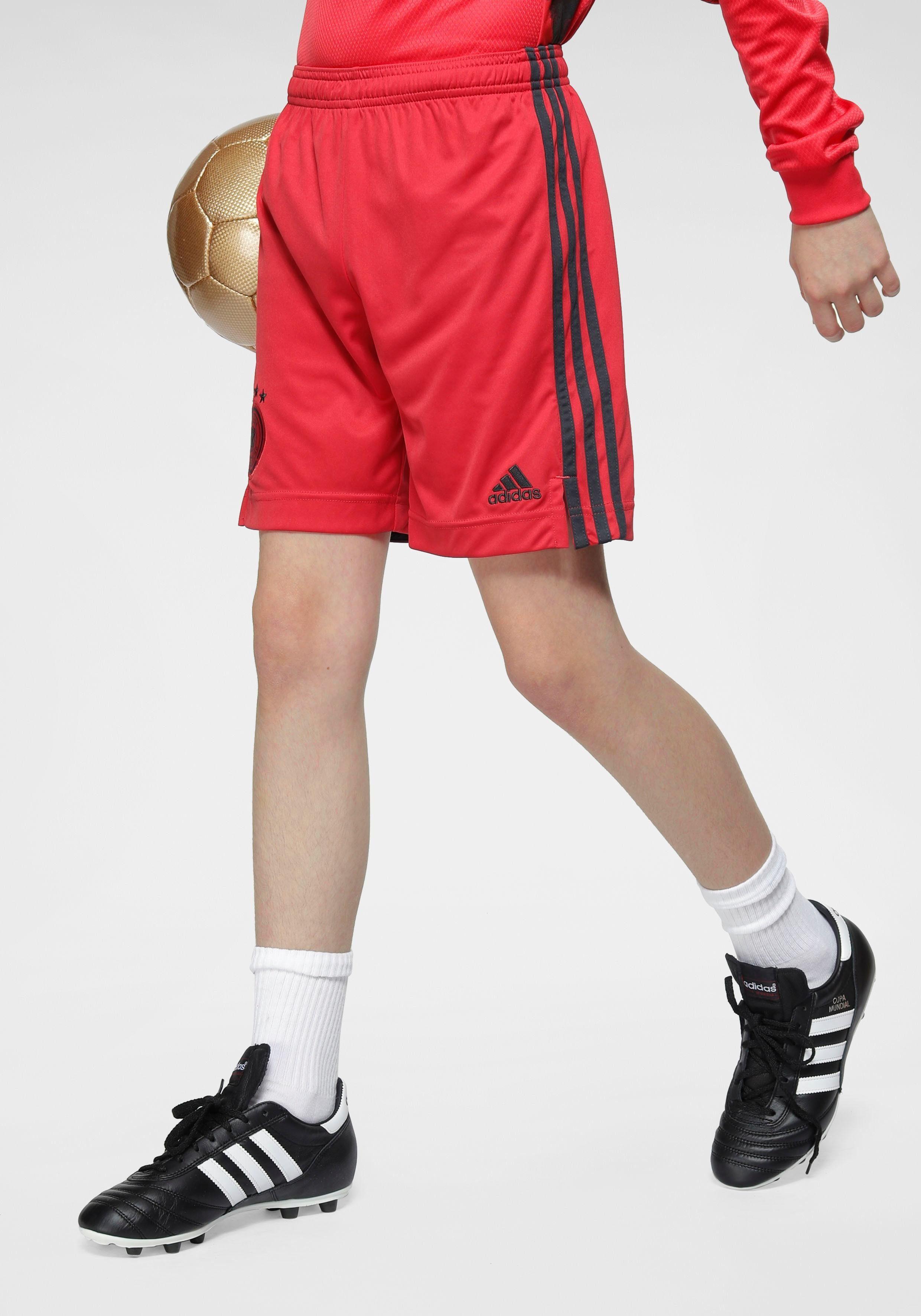 adidas Performance Trainingsshorts »EM 2020 DFB Torwart Heimshorts Kinder« online kaufen   OTTO