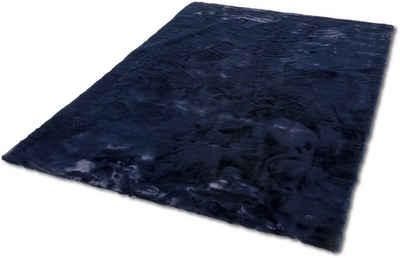 Fellteppich »Tender«, SCHÖNER WOHNEN-Kollektion, rechteckig, Höhe 26 mm, besonders weich durch Microfaser, Kunstfell, waschbar, Wohnzimmer