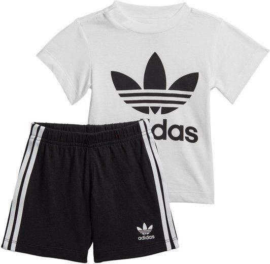 adidas Originals T-Shirt & Shorts »SHORT TEE SET« (Set, 2-tlg)