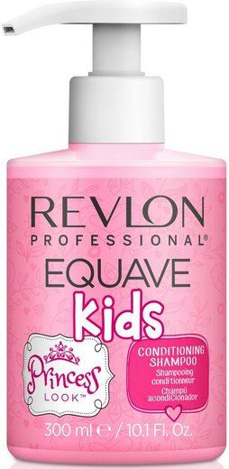 REVLON PROFESSIONAL Haarshampoo »Equave kids Princess Look Conditioning Shampoo«, sulfatfrei