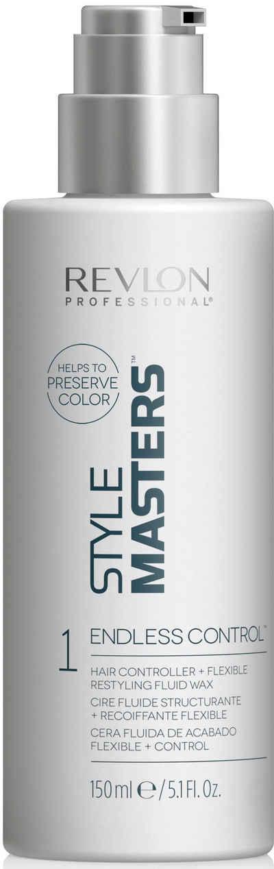 REVLON PROFESSIONAL Haarwachs »Style Masters Endless Control«, flüssige Textur