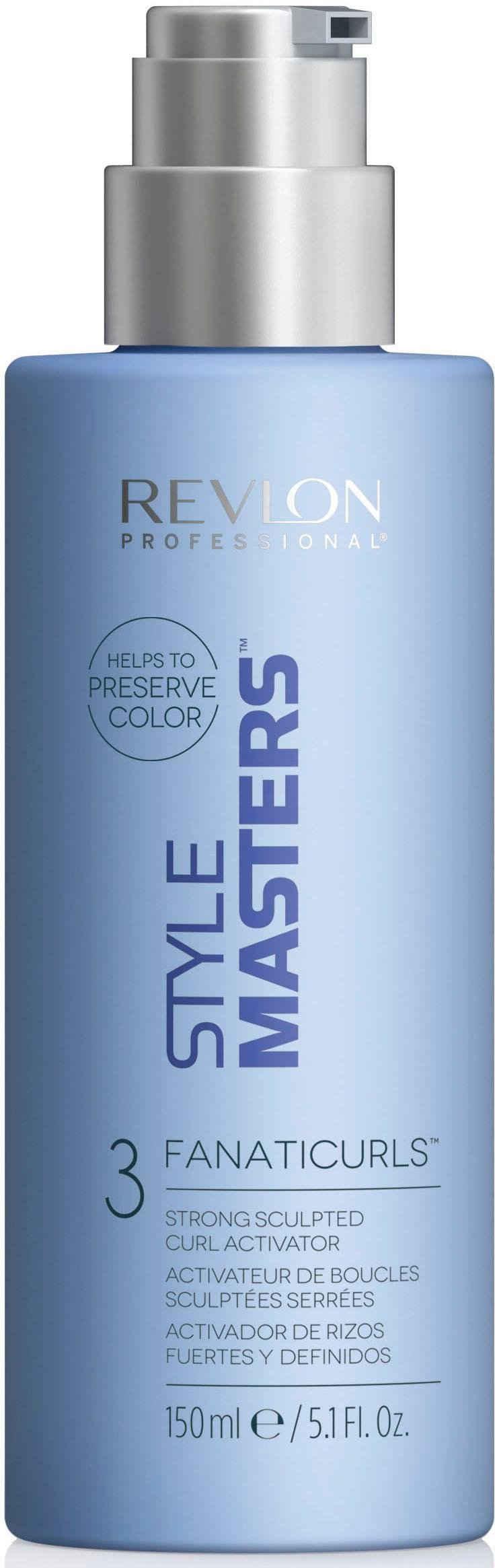 REVLON PROFESSIONAL Styling-Creme »Style Masters Fanaticurls Curl Activator«, definierte Locken