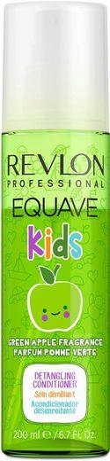 REVLON PROFESSIONAL Leave-in Pflege »Equave kids Green Apple Hypoallergenic Detangling Conditioner«, müheloses Kämmen