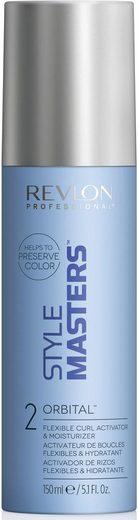 REVLON PROFESSIONAL Haarcreme »Style Masters Orbital Flexible Curl Activator«, definierte Locken