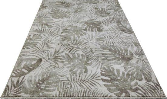 Teppich »Charante«, ELLE Decor, rechteckig, Höhe 11 mm, Kurzflor, besonders weich durch Microfaser