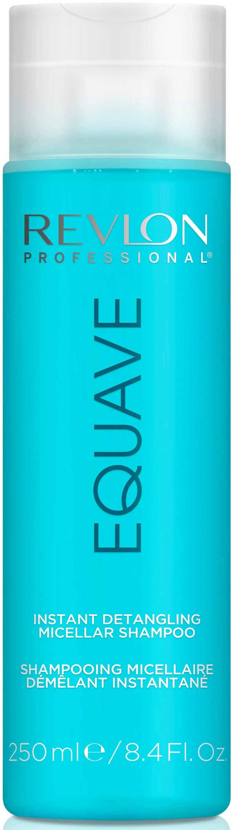 REVLON PROFESSIONAL Haarshampoo »Equave Instant Detangling Micellar Shampoo«, sofort entwirrend