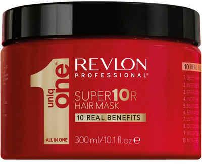 REVLON PROFESSIONAL Haarmaske »Uniq One All in One Superior Hair Mask«, nicht beschwerend