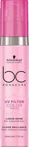 Schwarzkopf Professional Haarserum »BC Bonacure Color Freeze Liquid Shine«, mit patentierter Formel für langanhaltende Farbe