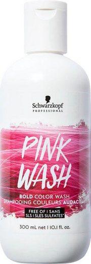 Schwarzkopf Professional Haarshampoo »Bold Color Wash pink«, mit farbintensivierender Wirkung