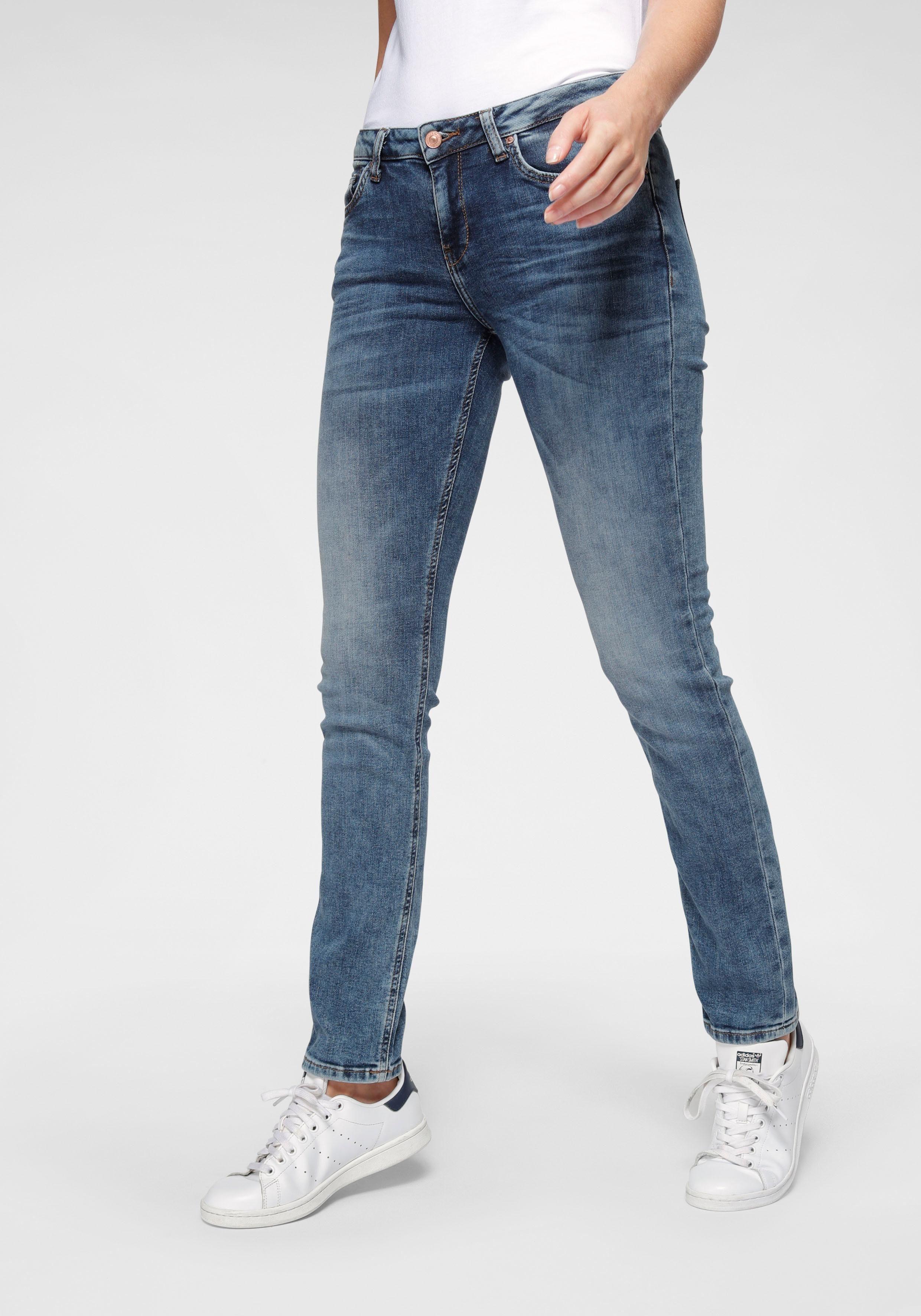 LTB Slim fit Jeans »ASPEN Y« mit toller Backpocket Stickerei online kaufen | OTTO