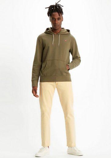 Levi's® Kapuzensweatshirt in melierter Optik