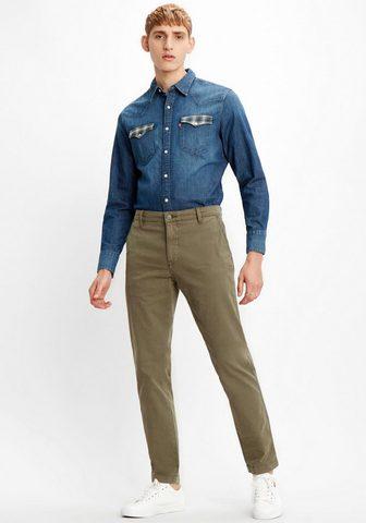 ® брюки »CHINO II TAPER&laqu...