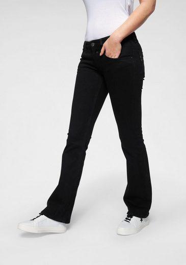 Herrlicher Bootcut-Jeans »DORO FLARE« High Performance Denim