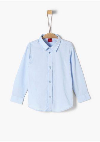S.OLIVER Baumwollhemd_für Jungen
