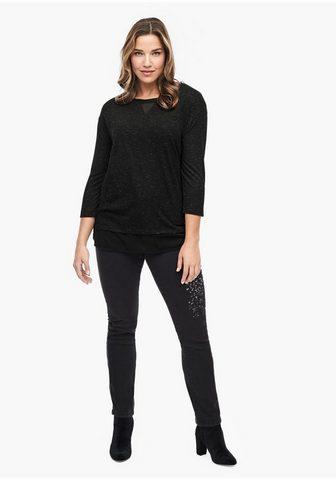 TRIANGLE Marškinėliai su 3/4 ilgio rankovės