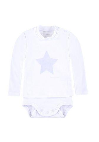 BELLYBUTTON Shirt-Body ilgomis rankovėmis su Stern...