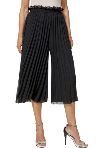 Creation L юбка-брюки в деликатный узо...