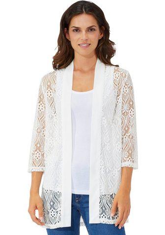 Рубашка-куртка в offener форма