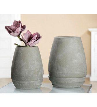 GILDE Декоративная ваза »Disc«
