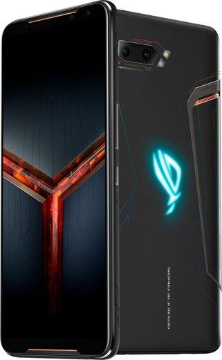 Asus ROG Phone II Smartphone (16,7 cm/6,59 Zoll, 128 GB Speicherplatz, 48 MP Kamera)