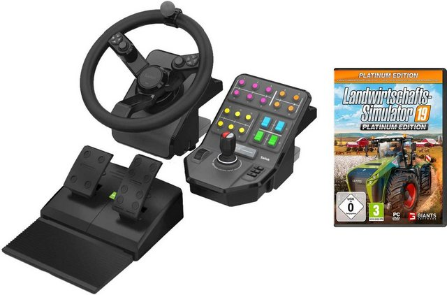 Gamingzubehör - Logitech G »G Saitek Farm Sim Controller« Gaming Controller  - Onlineshop OTTO
