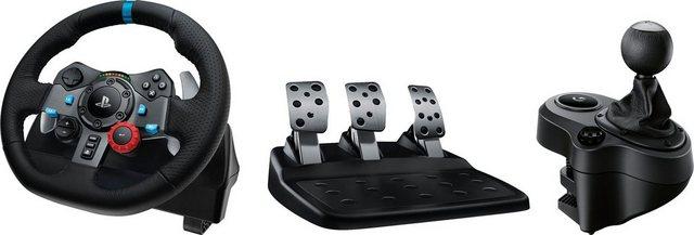 Gamingzubehör - Logitech G »G29 Driving Force« Gaming Lenkrad  - Onlineshop OTTO