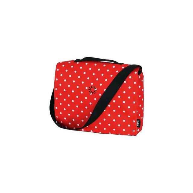 Wickelmöbel und Zubehör - BRIO® Wickeltasche rot mit Punkten, Puppenzubehör  - Onlineshop OTTO