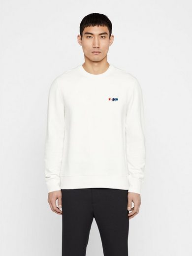 J.LINDEBERG Throw Crew Neck Pullover