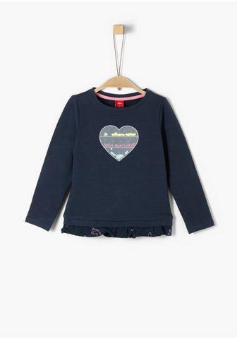 S.OLIVER Sweater_für Mädchen
