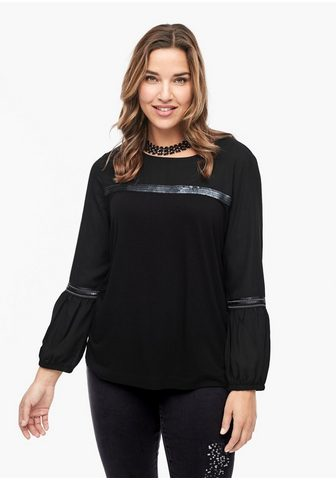 TRIANGLE Блузка-рубашка