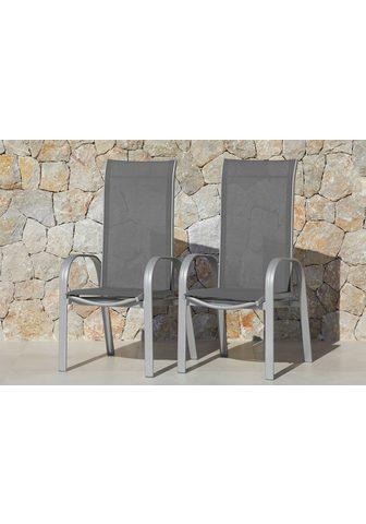 MERXX Atpalaiduojanti kėdė »Marini« (2 vnt. ...