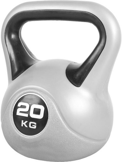 GORILLA SPORTS Kettlebell »Kettlebell Stylish Kunststoff 20 kg«, 20 kg