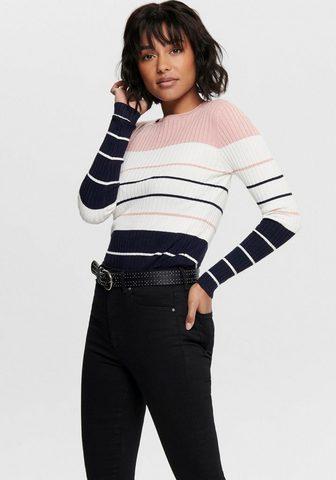 ONLY Пуловер с круглым вырезом »ONLNA...