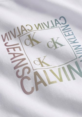 CALVIN KLEIN JEANS Calvin KLEIN Džinsai Marškinėliai »DEG...