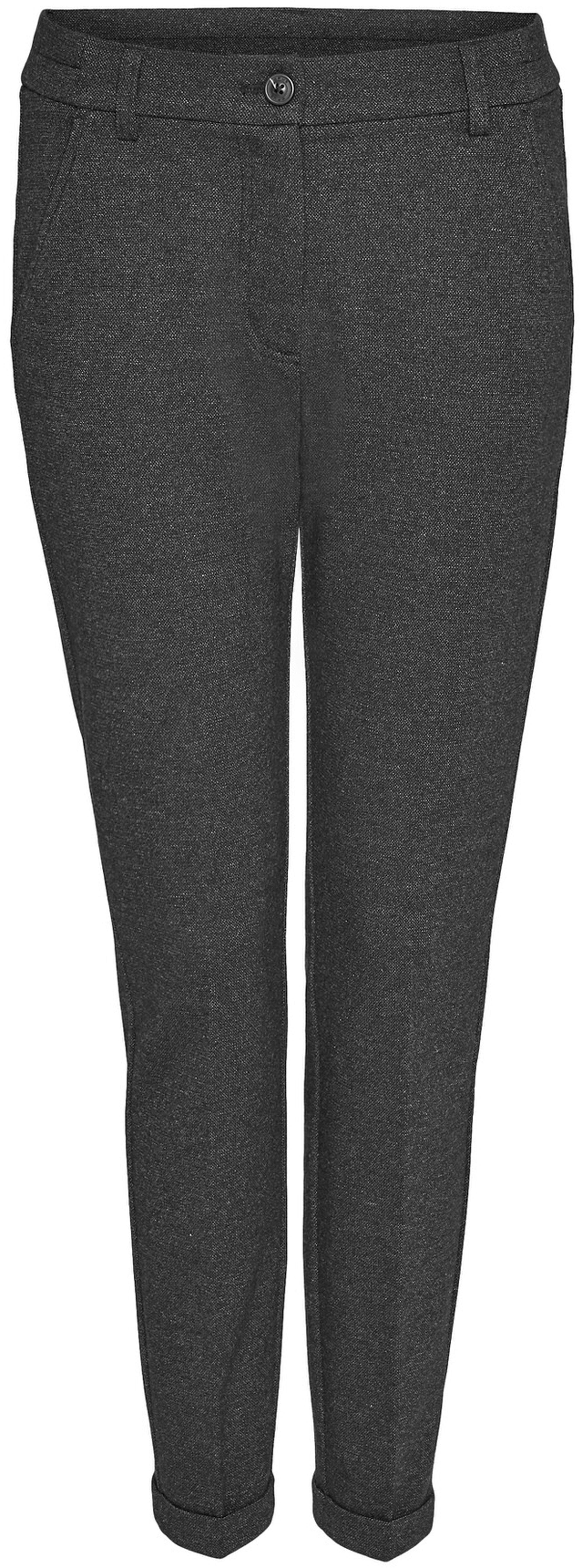 Think Pantolette Modell Mizzi schwarz  Klettverschluß incl THINK Tüte