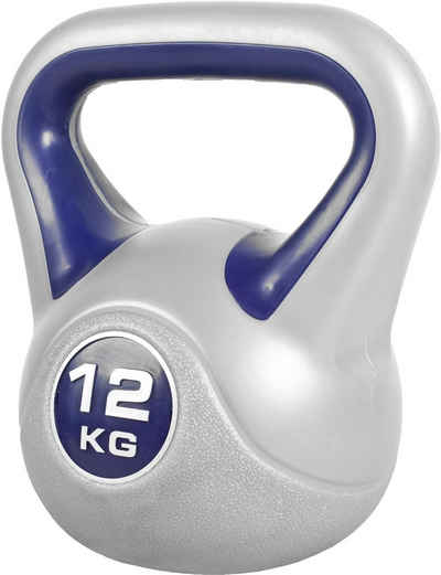 GORILLA SPORTS Kettlebell »Kettlebell Stylish Kunststoff 12 kg«, 12 kg