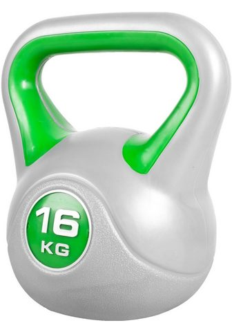 Гиря »Kettlebell Stylish пластик...