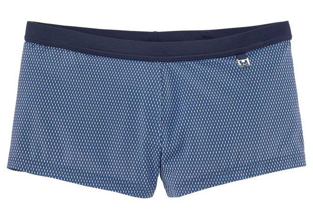 Hom Boxer-Badehose, im modischen Design | Bekleidung > Bademode | HOM