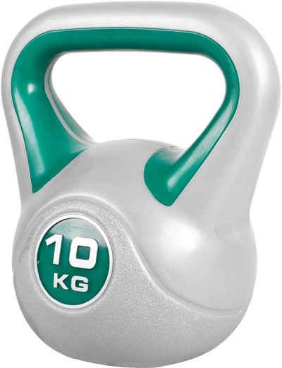 GORILLA SPORTS Kettlebell »Kettlebell Stylish Kunststoff 10 kg«, 10 kg