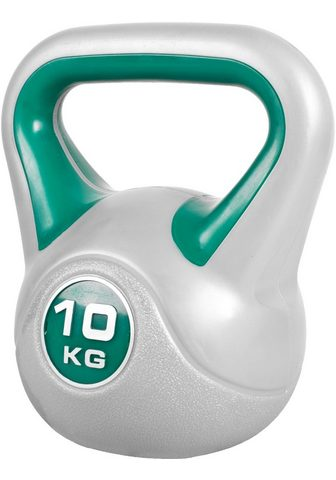 GORILLA SPORTS Гиря »Kettlebell Stylish пластик...
